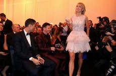 Steph Roche gets a special picture with Messi and Ronaldo! It's the sporting tweets of the week