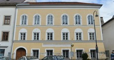 This is Hitler's old house ... and the Austrian government wants it