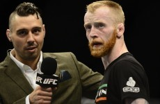 His undefeated record may be gone but Paddy Holohan is ready for a run at the UFC title