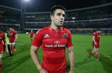 We'll Leave It There So: Conor Murray ruled out, the Irish take over Boston and all today's sport