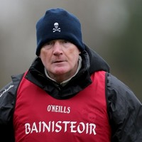 Billy Morgan guided UCC to yet another final tonight