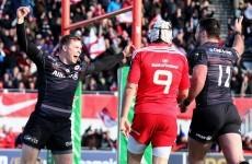 Munster's European season crumbles in comprehensive Saracens defeat