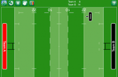 Rugby analysis app brings magic number 54 into the foreground