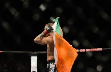 'I think this has been one of the best stories in the UFC' - America is behind the Irish invasion