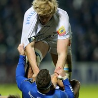 Leinster's high-tempo gameplan aided by McFadden 'steel' out wide
