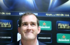 'It's good to see everything happen the way it's supposed to happen' -- Devin Toner