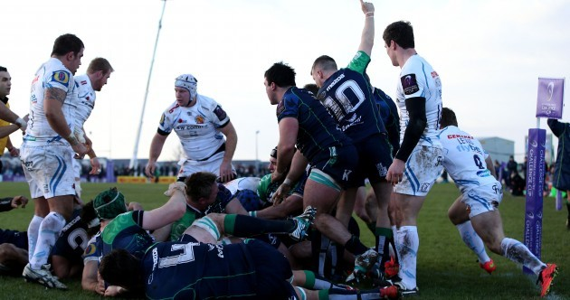 No scrum, no win: Classy Connacht out-muscled by Chiefs