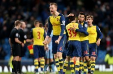 3 talking points from Arsenal's win over Manchester City