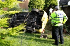 Police wreck sports car after confiscating it from owner