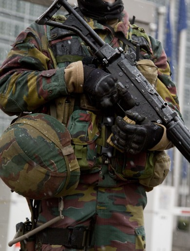 'Terror threat to Ireland is low, but it's important to remain on alert'