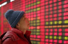 China's stock market has taken a massive hammering today. Here's why...