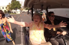 Betty White reacts adorably to surprise flash-mob for her 93rd birthday