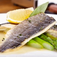 Here's why sea bass might be off the menu at your local restaurant for a while...