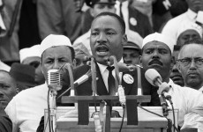 PICS: Defining moments of Martin Luther King Jr's life