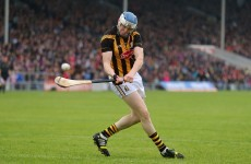 Here's Kilkenny player TJ Reid's solution to hurling's penalty dilemma