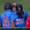 Australian batsman denies racially taunting Indian opponent after telling him to 'speak English'