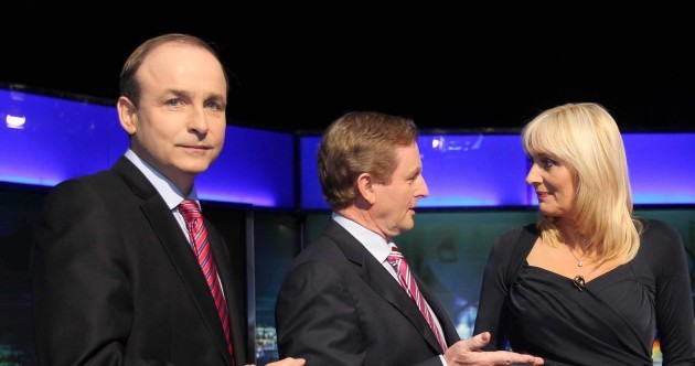 Can Enda Kenny and Micheál Martin end Civil War politics?