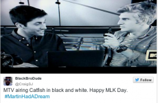 MTV went black-and-white in honour of Martin Luther King, but it totally backfired