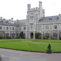 Can you guess which Irish college has been ranked second in the world for being so green?