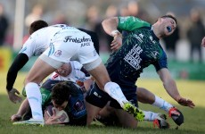 Ankle worry for Robbie Henshaw as Six Nations countdown speeds up