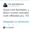 """Update: Fine Gael high-flyer apologises for Page 3 """"feminazis"""" comment"""