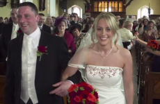 'My husband's month's mass was the weekend that should have been our first wedding anniversary'
