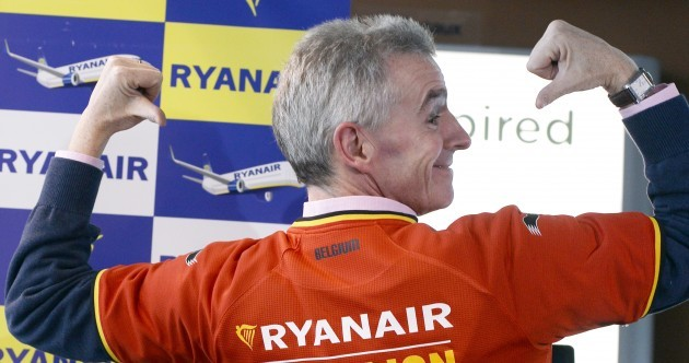 Ryanair fined for bad customer service... How's that 'nice' thing going for you Michael?