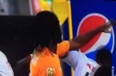 Gervinho slaps opponent in uninspiring start for Ivory Coast's 'golden generation'