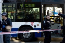 Palestinian stabs 12 Israelis on rush-hour bus