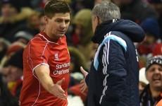 Mourinho: I'll be sad to see Gerrard go… maybe I'll loan him!