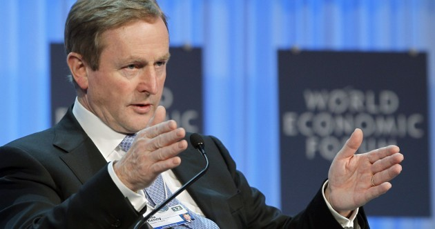 Enda Kenny is headed there, along with Denis O'Brien... So what's this Davos all about?