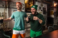 These 'Irish Goodbye' shorts being sold in the US are a giant sack of cringe