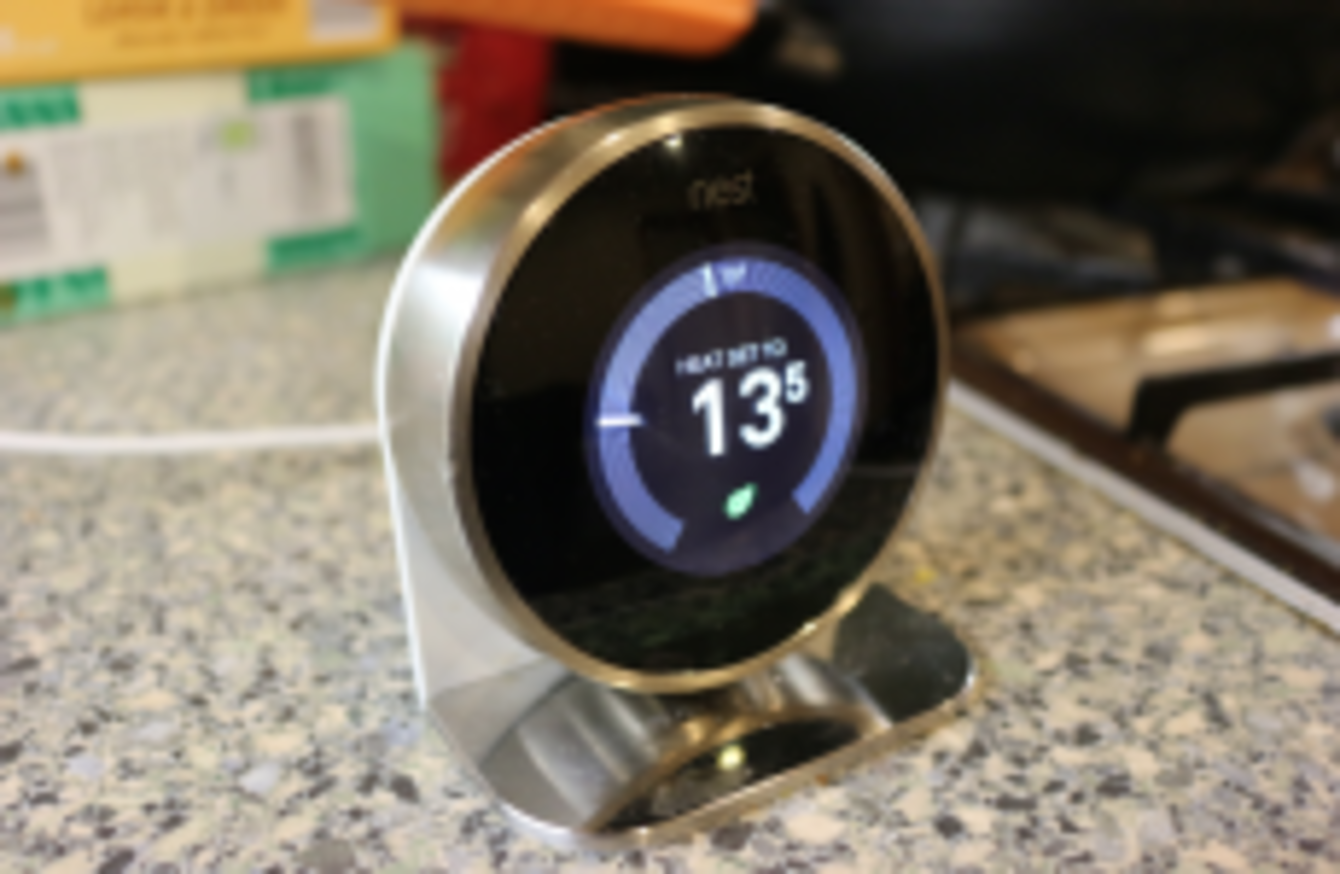 Review Will The Nest Thermostat Help Reduce Your Heating Bill Wiring A Lot Has Been Made Out About Company Google Bought Last Year But Does It Really Make Things Easier For You