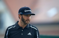 'Binge drinking was my problem, not cocaine' admits Dustin Johnson as he prepares to return to golf