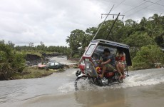41 people die after storms hit the Philippines
