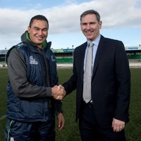 Pat Lam 'hoping to achieve great things' with Connacht after signing contract extension