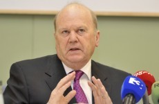 Ireland 'may exceed' EU's target for cutting budget deficit
