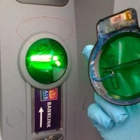 ATM machine tampered with in Greystones
