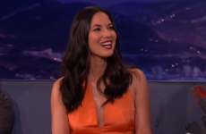 Olivia Munn didn't have a clue who Aaron Rodgers was the first time they met