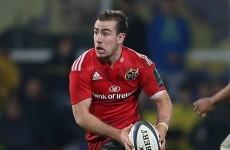 JJ Hanrahan: Leaving Munster doesn't mean goodbye for good