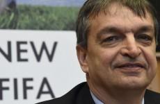 Champagne: Ginola's Fifa campaign is a joke