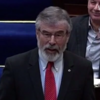 Fine Gael dishes out a deep burn to Gerry Adams