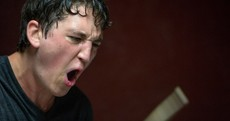 Sony claims watching Whiplash burns 375 calories... same as a 2.5k jog!