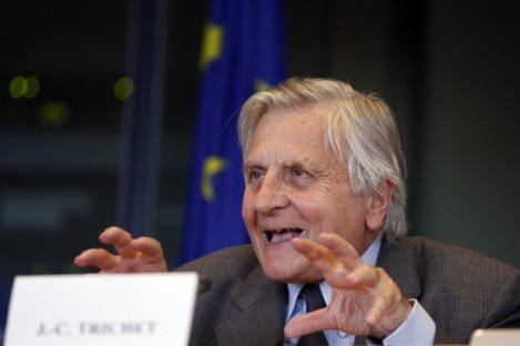 Jean-Claude Trichet was head of the ECB between 2003 and 2011