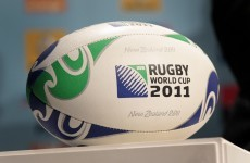 Rugby World Cup officials cancel plans for 3D coverage
