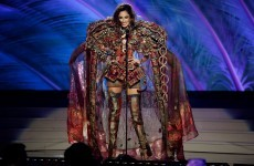 Check out Miss Universe Ireland's amazing national costume