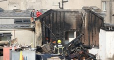 """""""Even the marble altar disintegrated"""": Gardaí investigate fire at religious order's church"""
