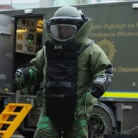 Buses stopped leaving depot as army makes bomb equipment safe