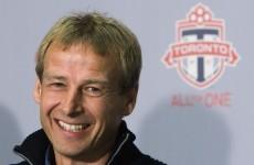 Klinsmann takes over as USA manager following sacking of Bradley