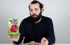 Irish people taste unusual (and kinda gross) crisp sandwich combinations